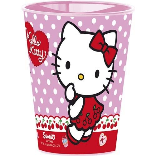 Banquet Detský kelímok Hello Kitty 260 ml
