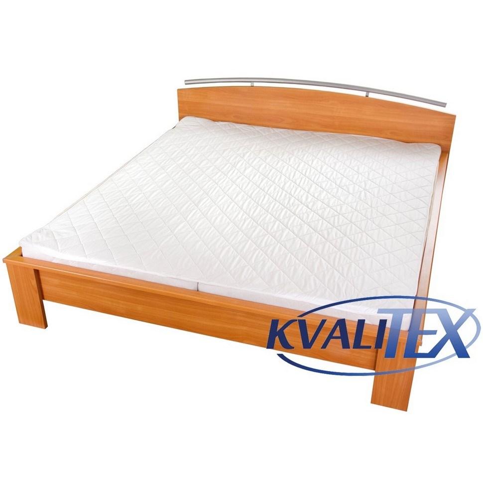 Kvalitex Chránič matraca prešitý z dutého vlákna, 90 x 200 cm