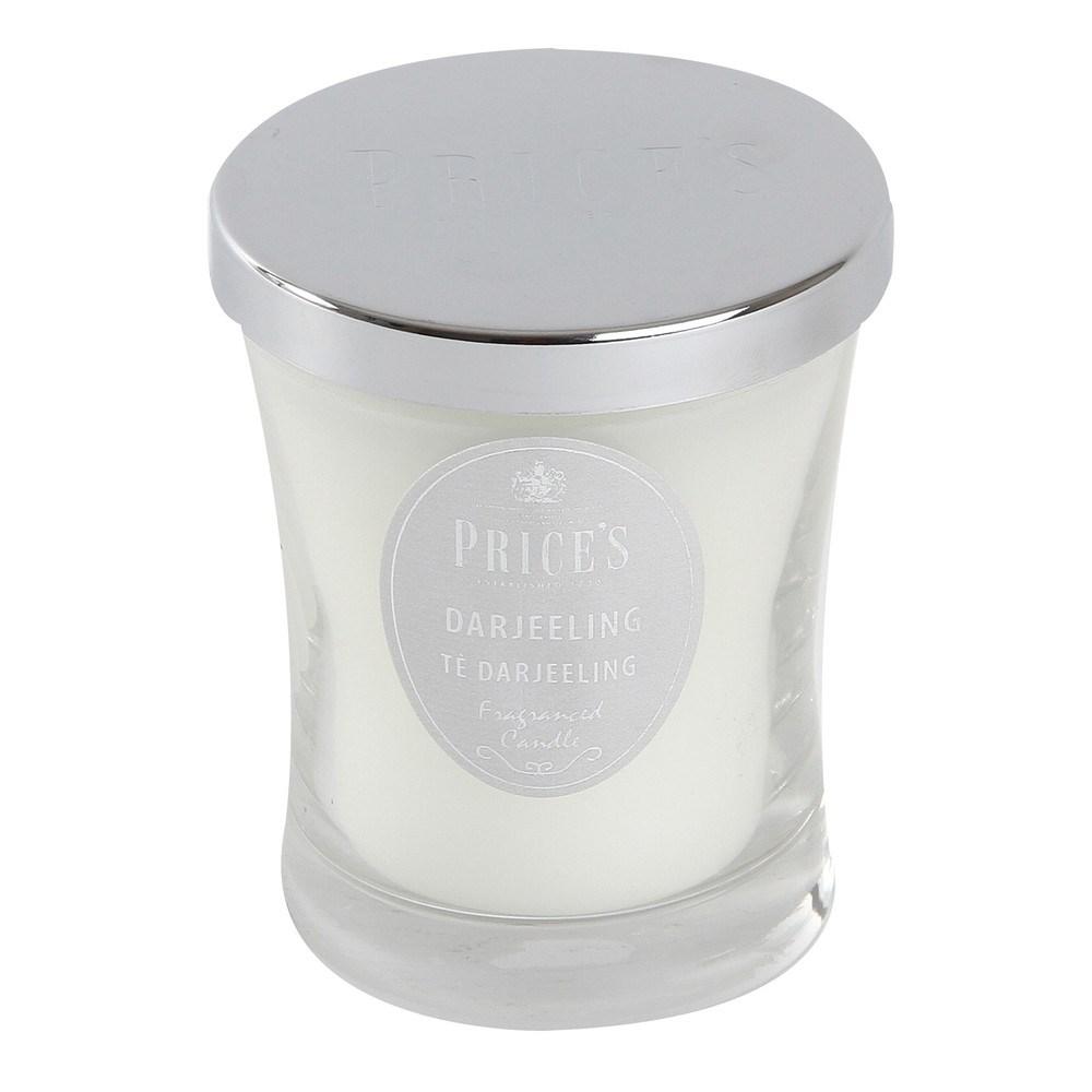 Price´s vonná sviečka v skle čaj darjeeling 9,5 cm