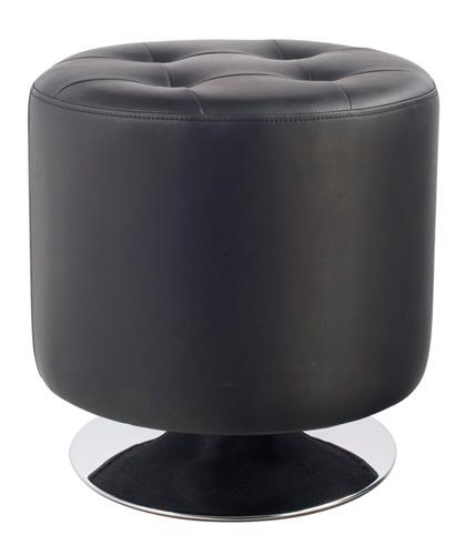 Čierna taburetka  CT-901