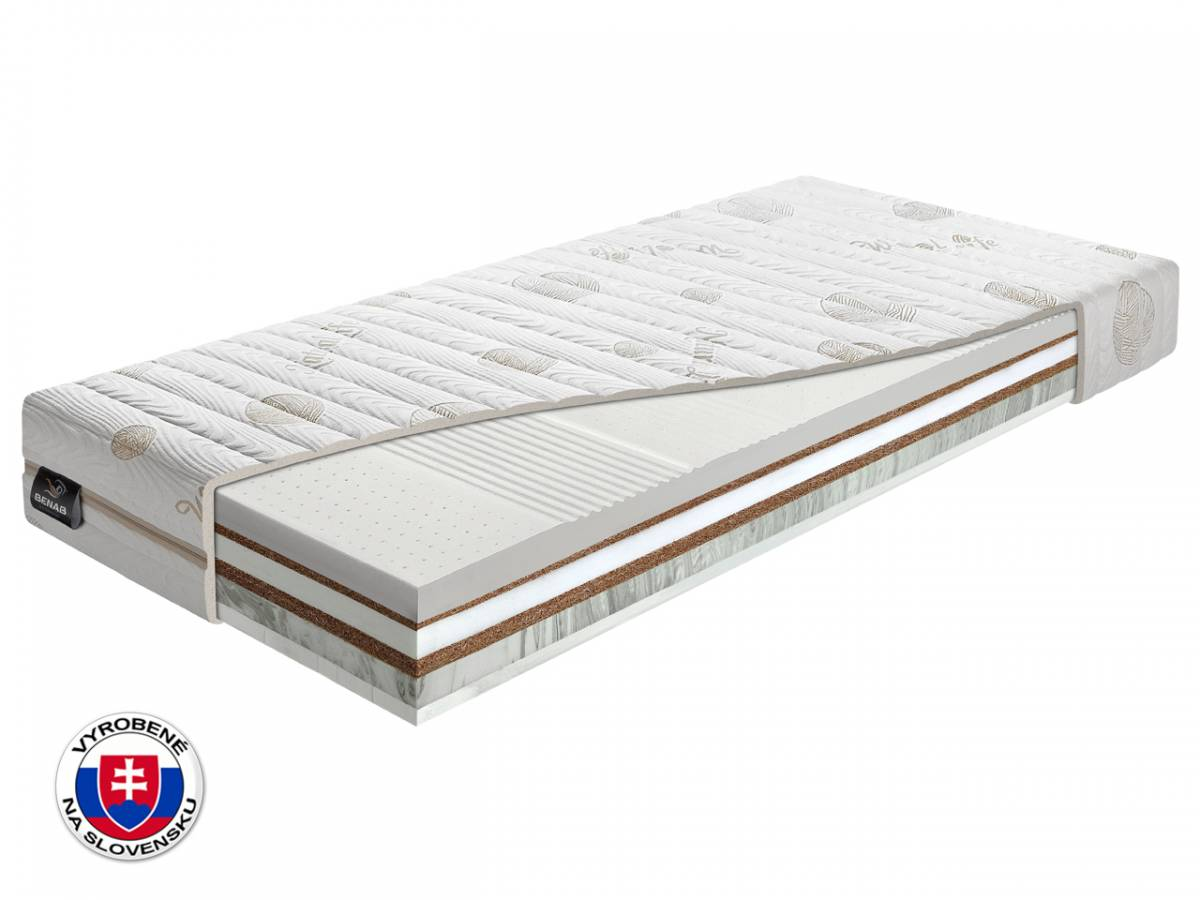 Penový matrac Benab Benson LTX 200x90 cm (T4/T5)