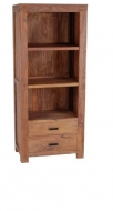 Furniture nábytok  Masívna knižnica  z Palisanderu  Mazdak  55x35x160 cm