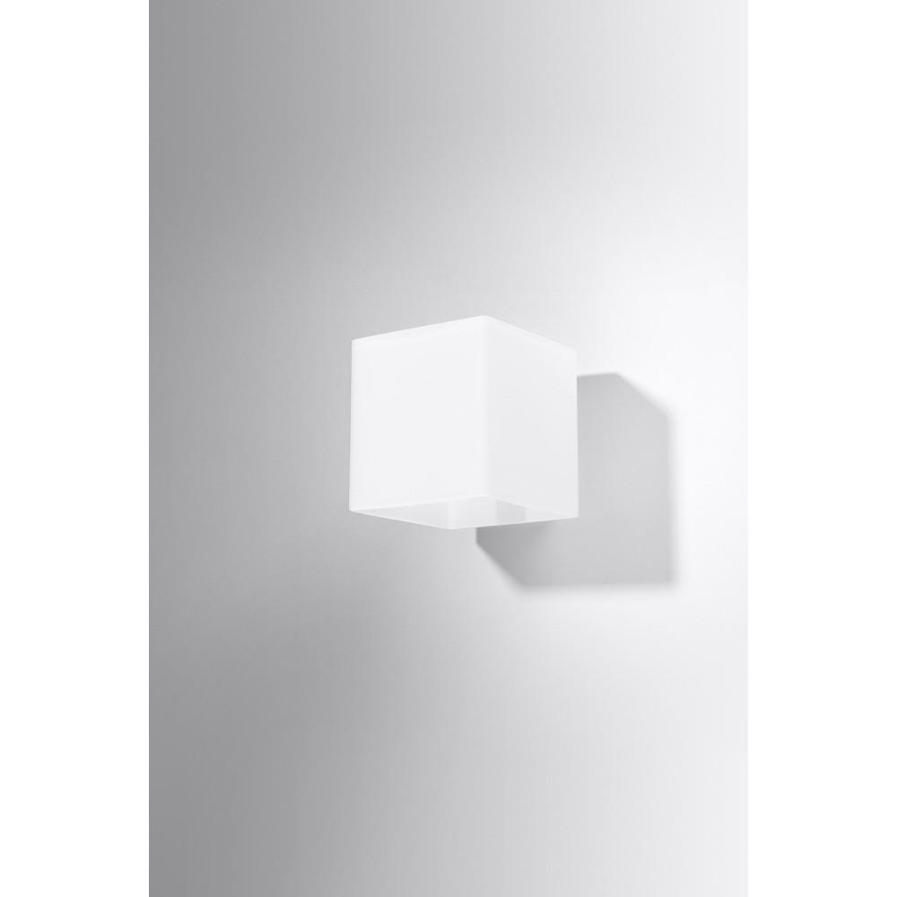 Nástenné svetlo Nice Lamps Gino White