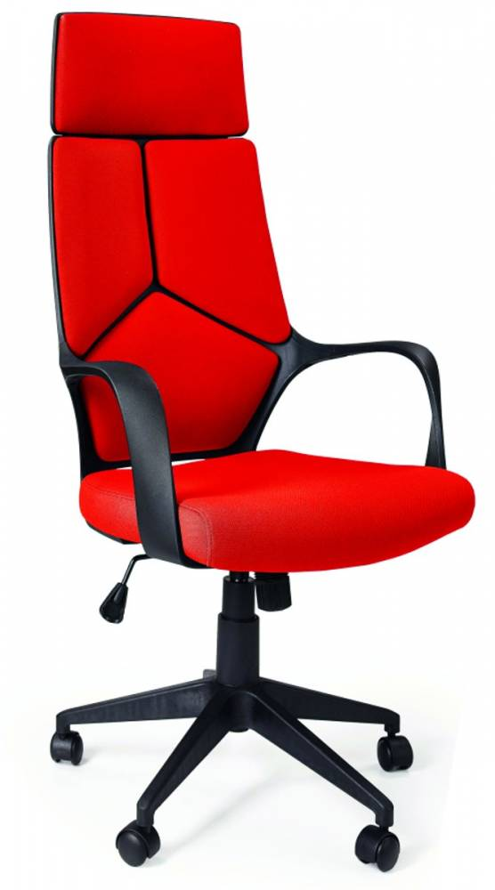 Kancelárska stolička Voyager červená