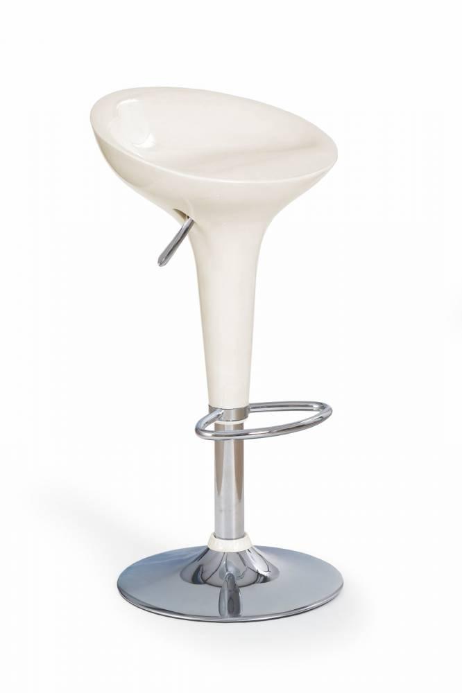 Barová stolička H-17 ecru *bazár