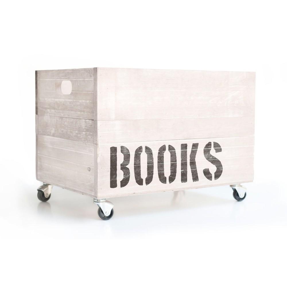 Pojazdný box Stories Books