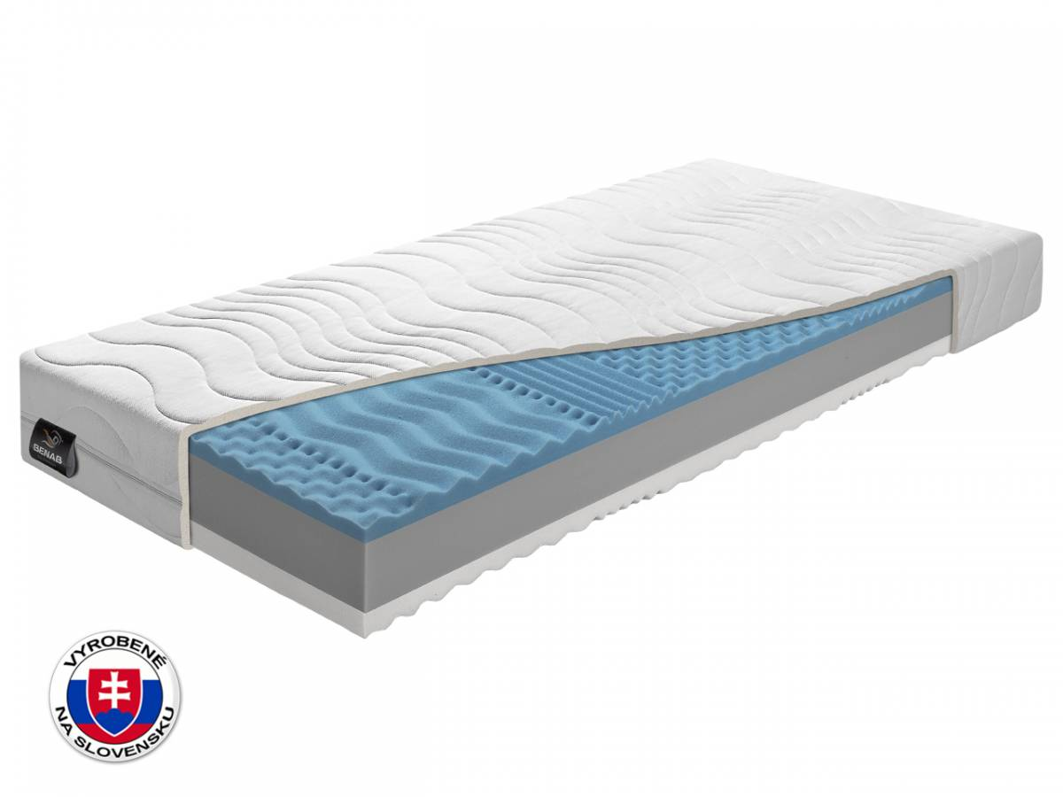 Penový matrac Benab Zero 220x180 cm (T4/T3)
