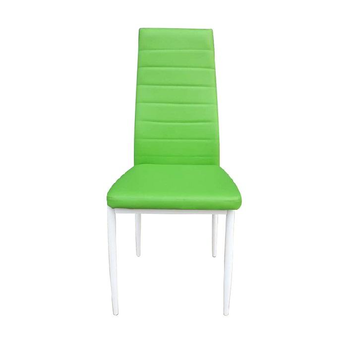 Jedálenská stolička Coleta nova (zelená)