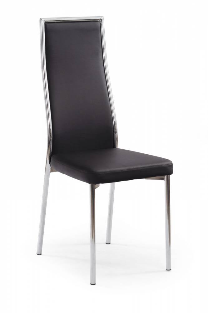 Jedálenská stolička K86 čierna