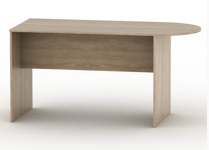 Kancelársky stôl TEMPO ASISTENT NEW 022   Farba: dub sonoma