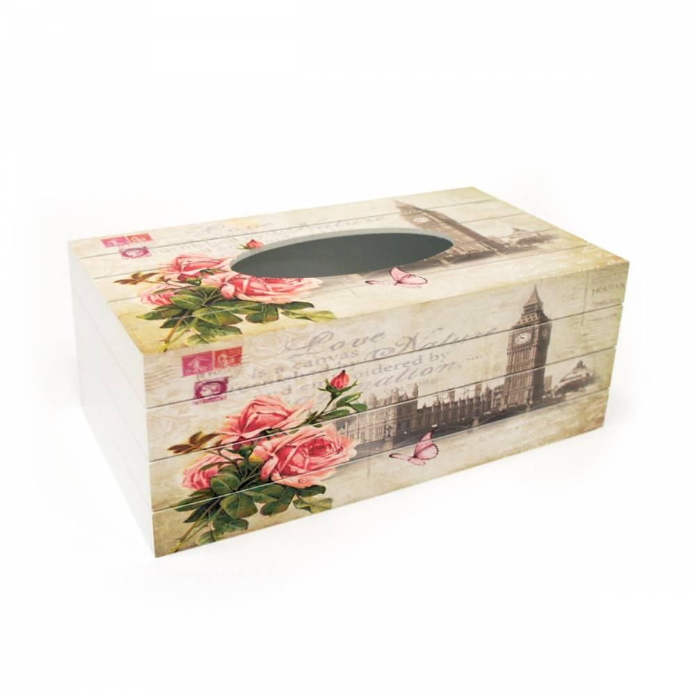 Krabička na vreckovky Tower, KP8728 Autronic