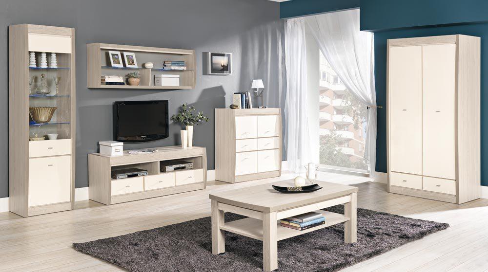 BOG-FRAN AXEL obývacia izba - tuja / jasmín vysoký lesk