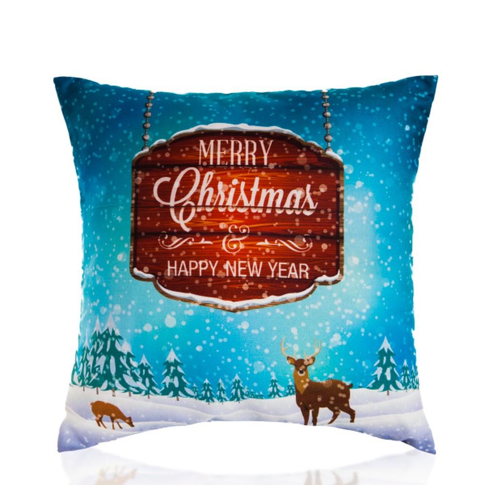 Obliečka na vankúš Christmas V22, 45 x 45 cm