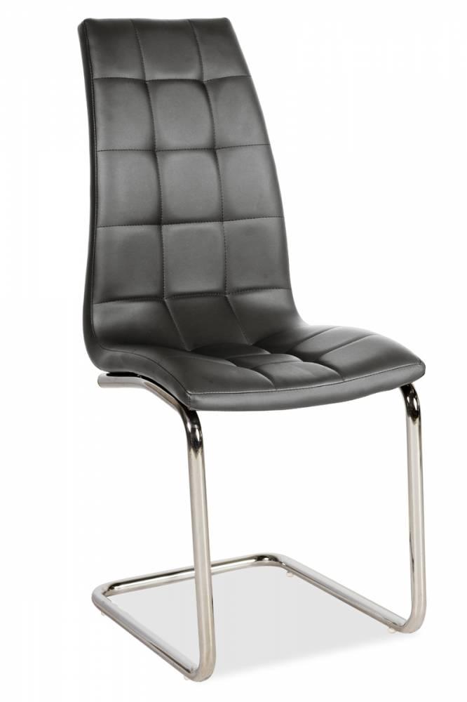 Jedálenská stolička HK-103, sivá