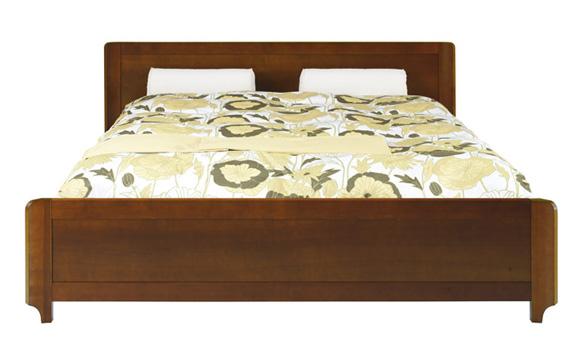 Manželská posteľ 160 cm Alevil LOZ/160
