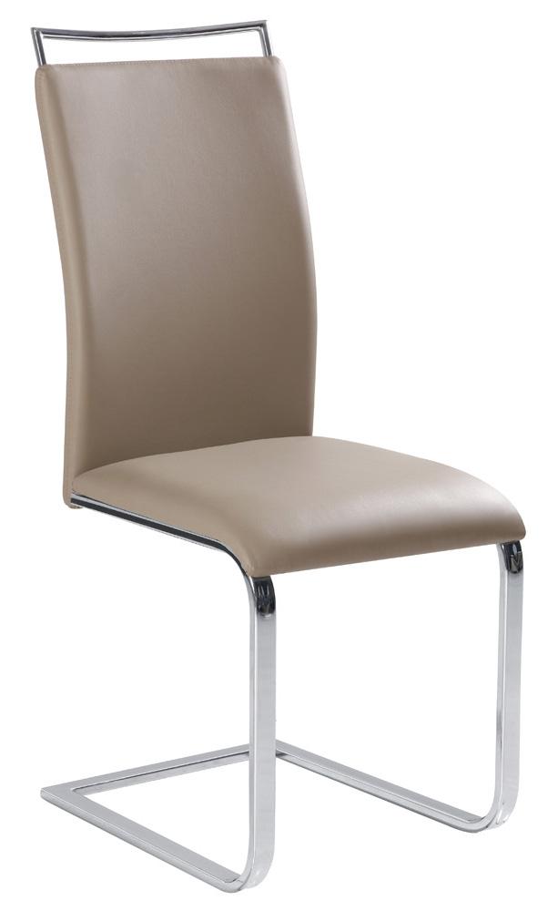 Jedálenská stolička H-334 béžová