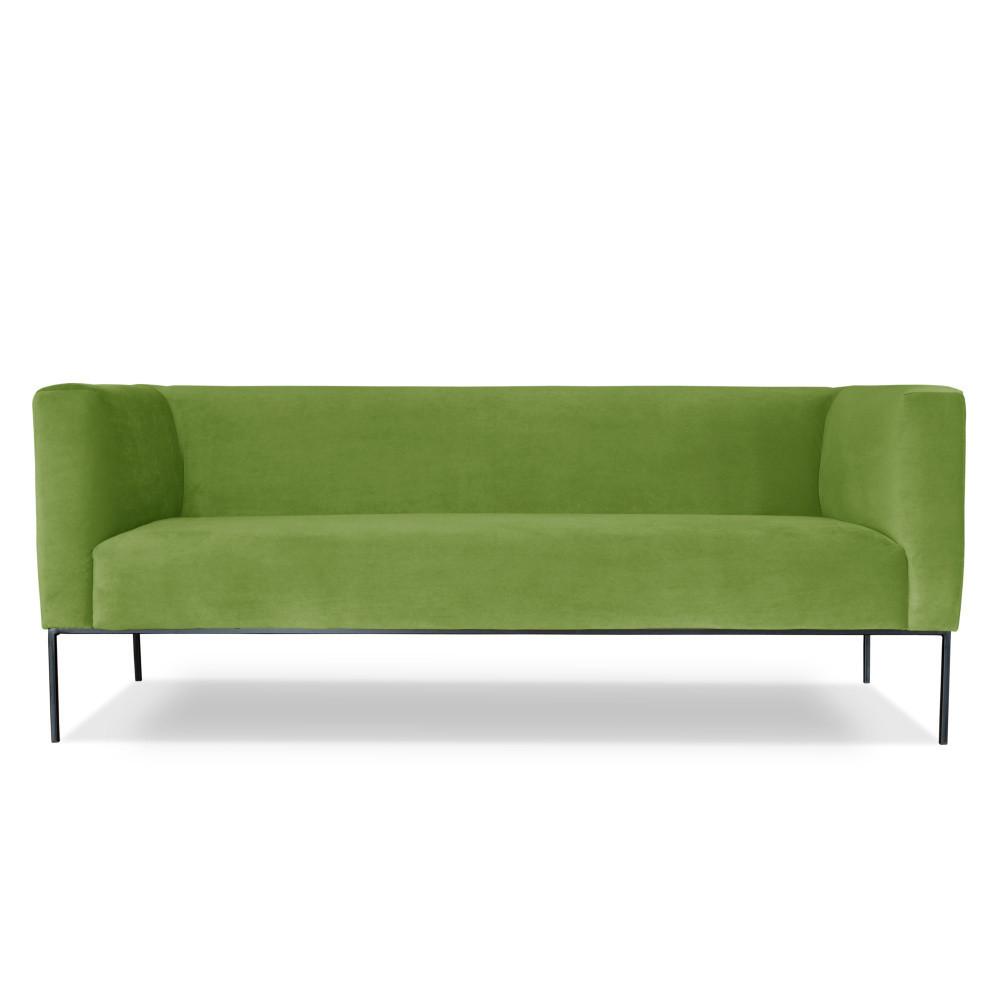 Zelená trojmiestna pohovka Windsor & Co. Sofas Neptune