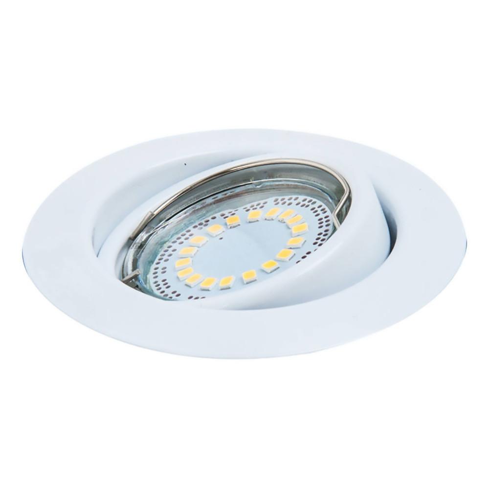 Biele stropné/nástenné svetlo BRITOP Lighting CristalDream White
