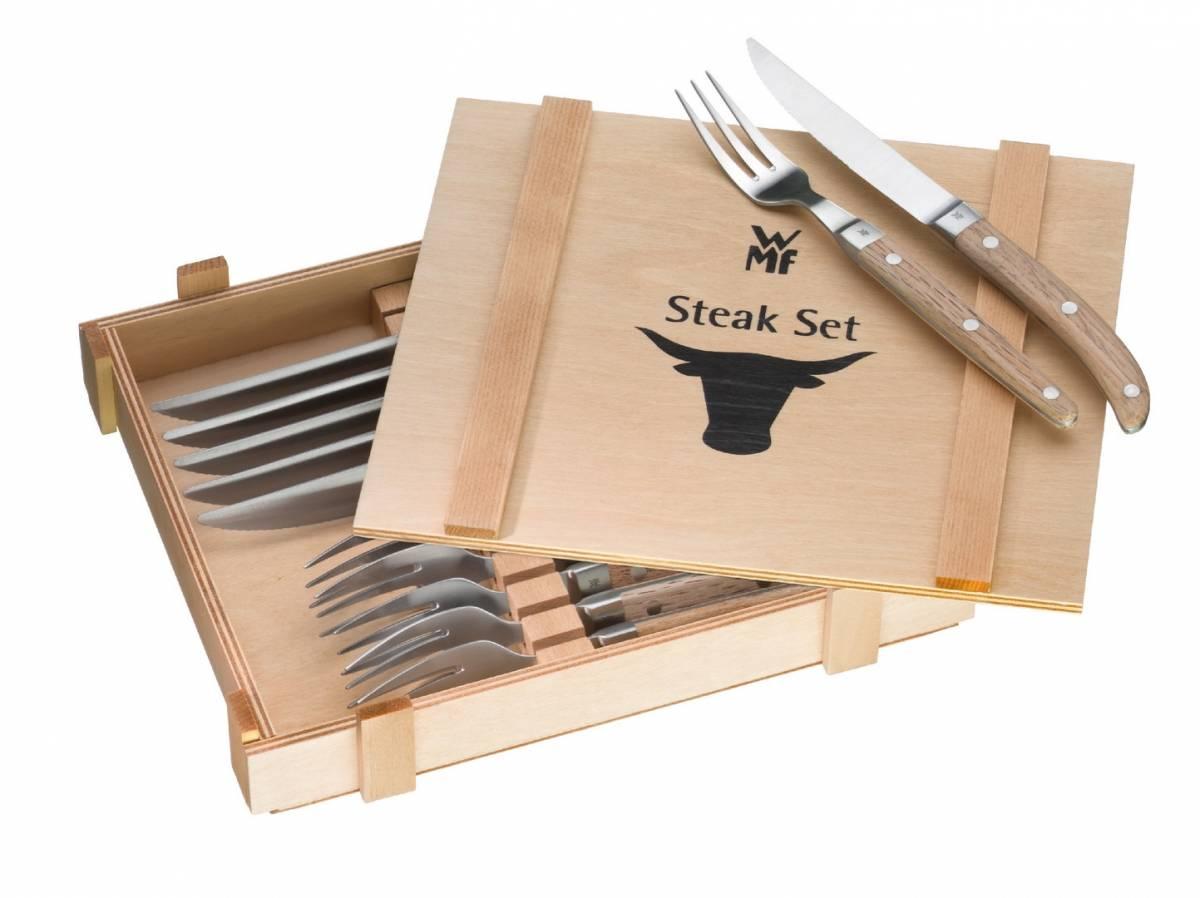Set steakových príborov Ranch WMF 12 ks