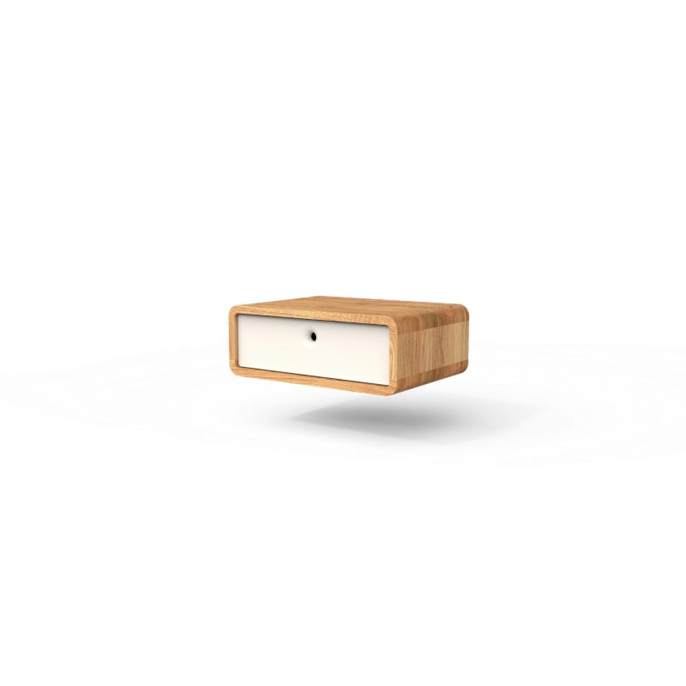 Nočný stolík z dubového dreva Javorina Terra