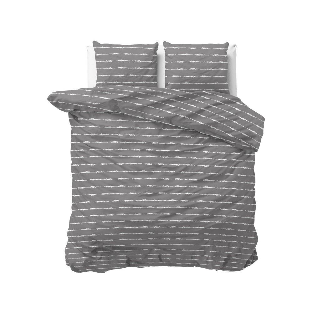 Flanelové obliečky na dvojlôžko Zensation Ziggy, 200×200 cm