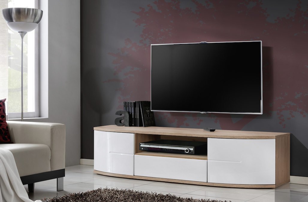 TV stolík/skrinka Ontario 24 SRW OR1