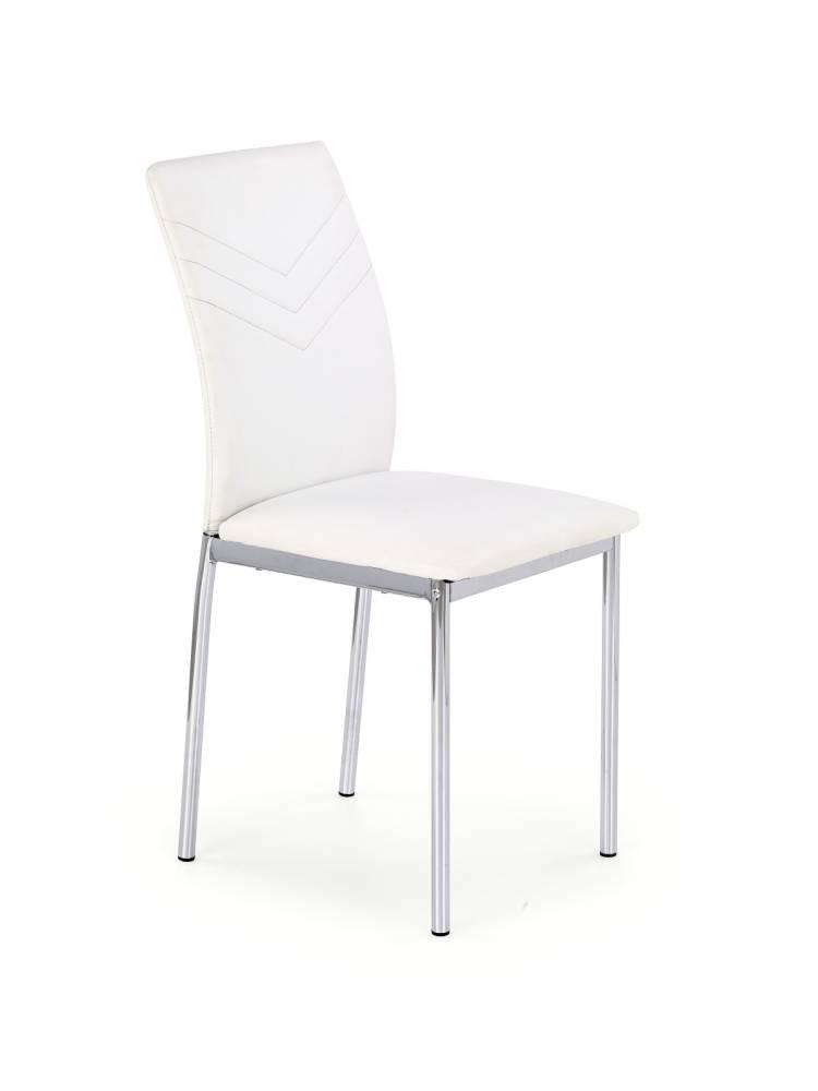 Jedálenská stolička K137 biela