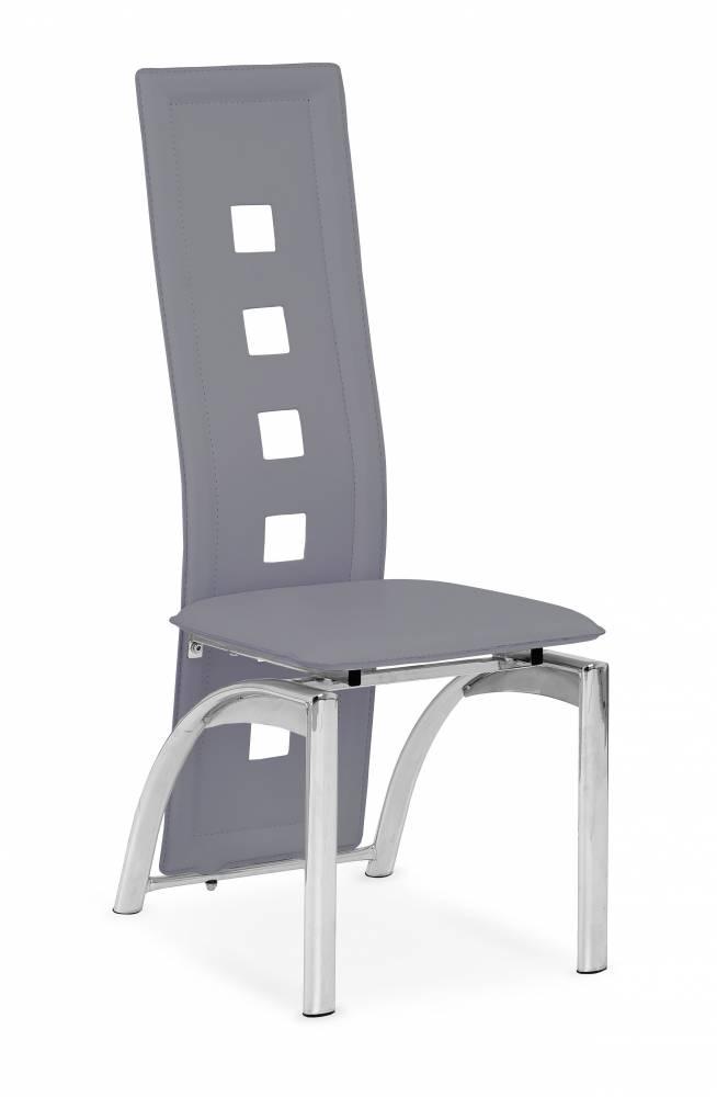 Jedálenská stolička K4 (sivá)