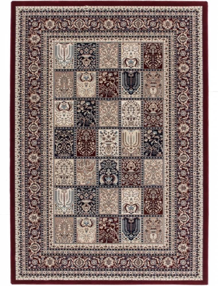 Kusový koberec Mashad 132 Red