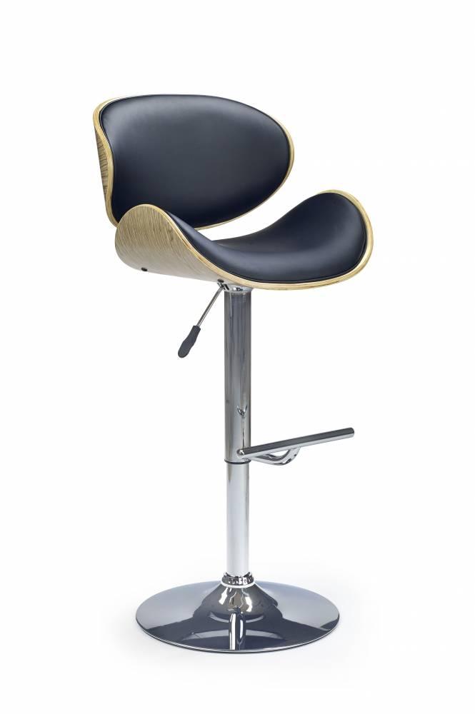Barová stolička H 44 Dub