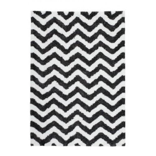 Kusový koberec Grace 801 Ivory-Graphite