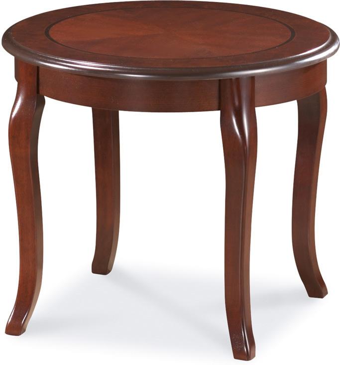 SIGNAL ROYAL D konferenčný stolík - orech tmavý