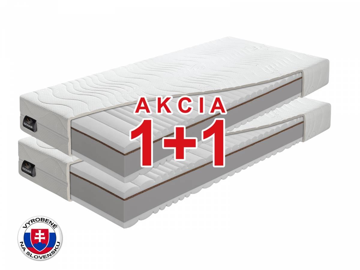 Penový matrac Benab King 200x90 cm (T3/T5) *AKCIA 1+1