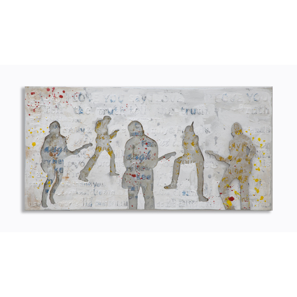 Obraz Mauro Ferretti Rock, 120 x 60 cm