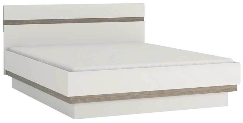 Manželská posteľ 160 cm Lynatet Typ 92