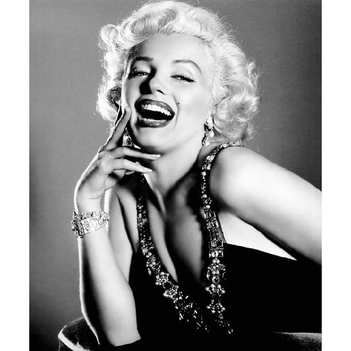 TEMPO KONDELA Obraz, s motívom Marilyn Monroe, 40x60 cm