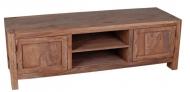 Furniture nábytok  Masívny TV stolík z Palisander  Parvíz  158x50x50 cm