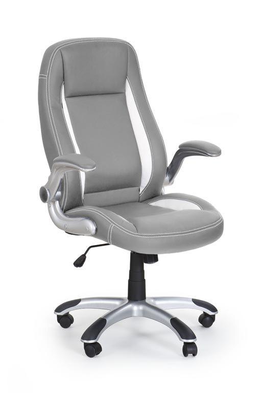 Kancelárska stolička SATURN sivá