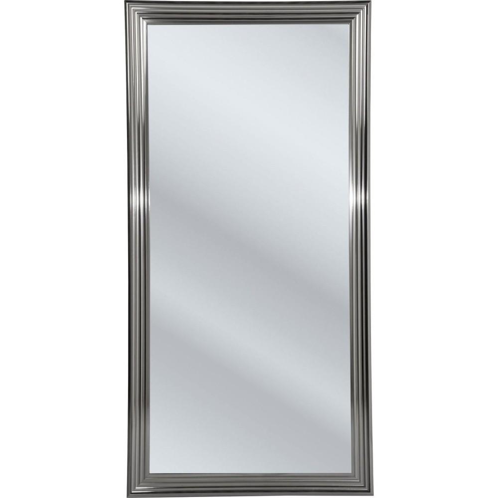 Zrkadlo Kare Design Spiegel Silver