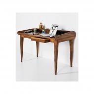 Písací stôl / toaletný stôl z masívu