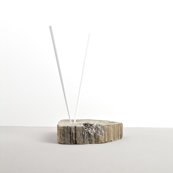 Lakované jedálne paličky Chopsticks biele