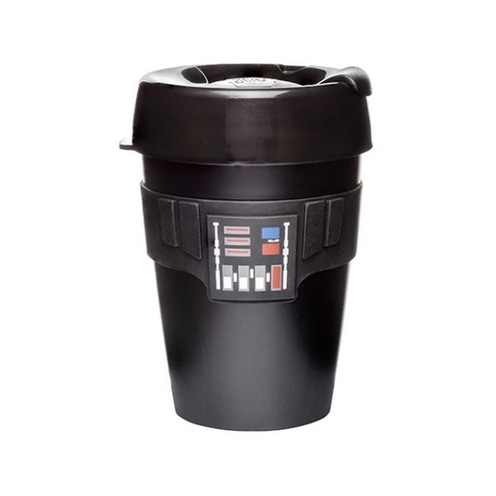Cestovný hrnček s viečkom KeepCup Star Wars Darth Vader, 340 ml