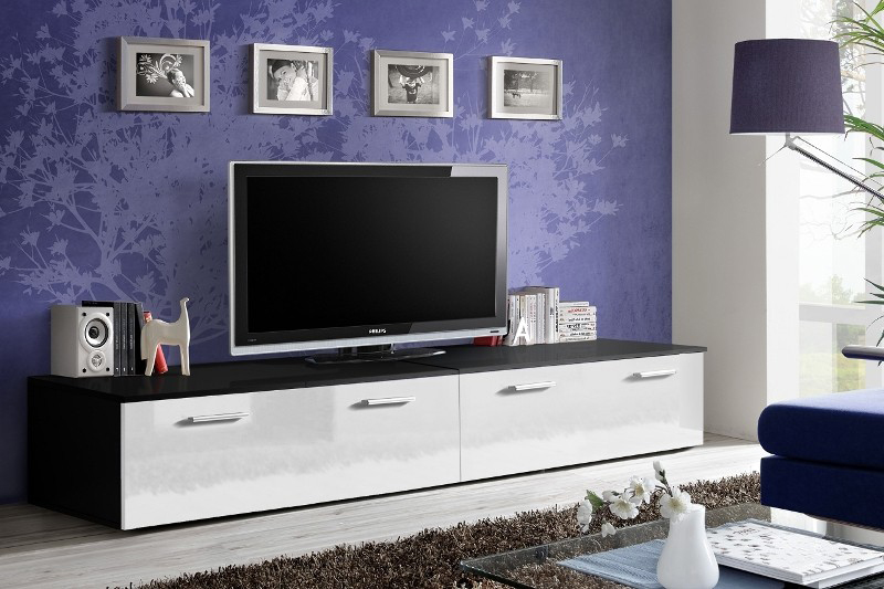 TV stolík/skrinka Duo 23 ZW DU