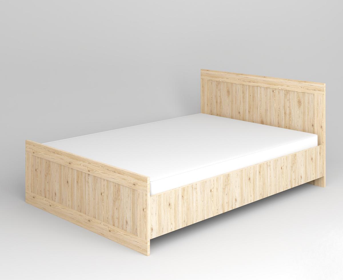 ML MEBLE MODERN 15 140 posteľ - dub San Remo