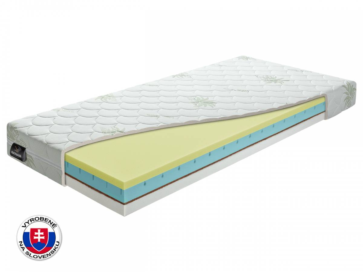 Penový matrac Benab Tampa 200x120 cm (T3/T4)
