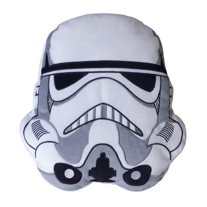 CTI 3D vankúšik Star Wars StormTrooper, 36 x 38 cm