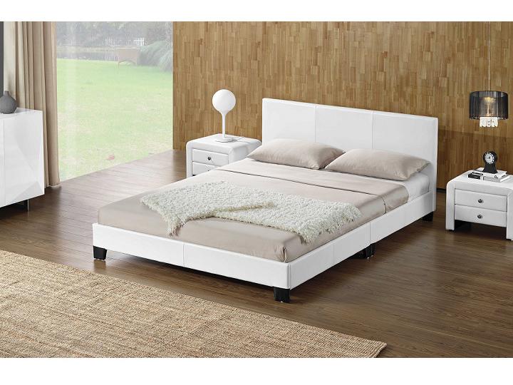 Manželská posteľ 160 cm Daneta (s roštom)