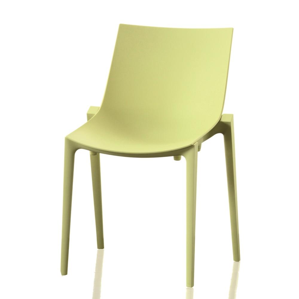 Zelená stolička Magis Zartan