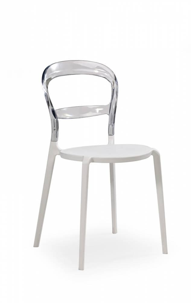 Jedálenská stolička K100 číra