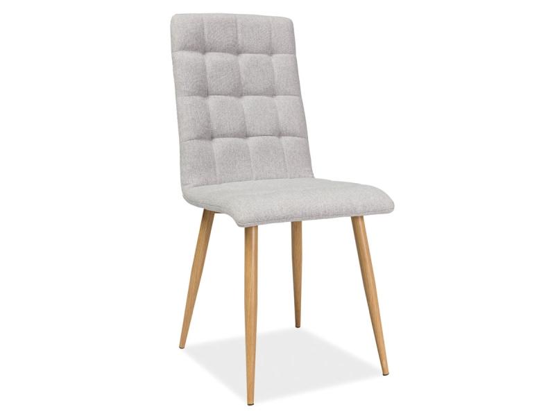 MOTTO jedálenská stolička, dub/béžová